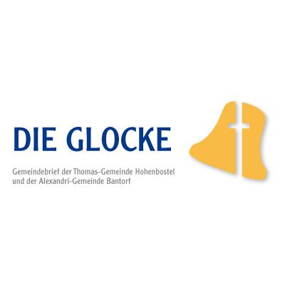 """Logo Gemeindebrief """"Die Glocke"""""""