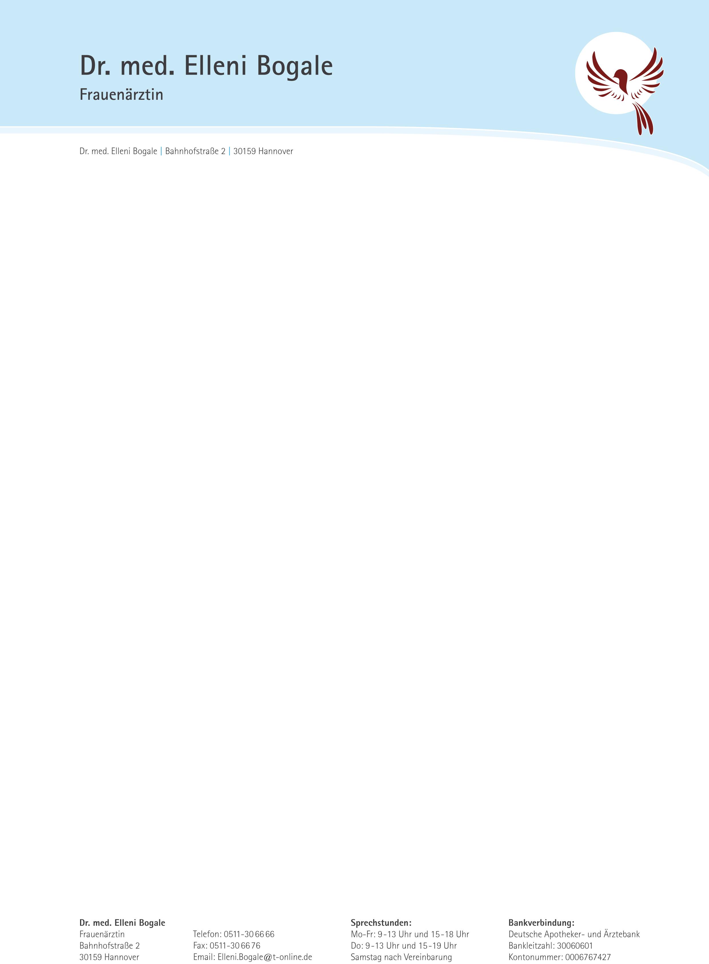 elleni bogale hannover