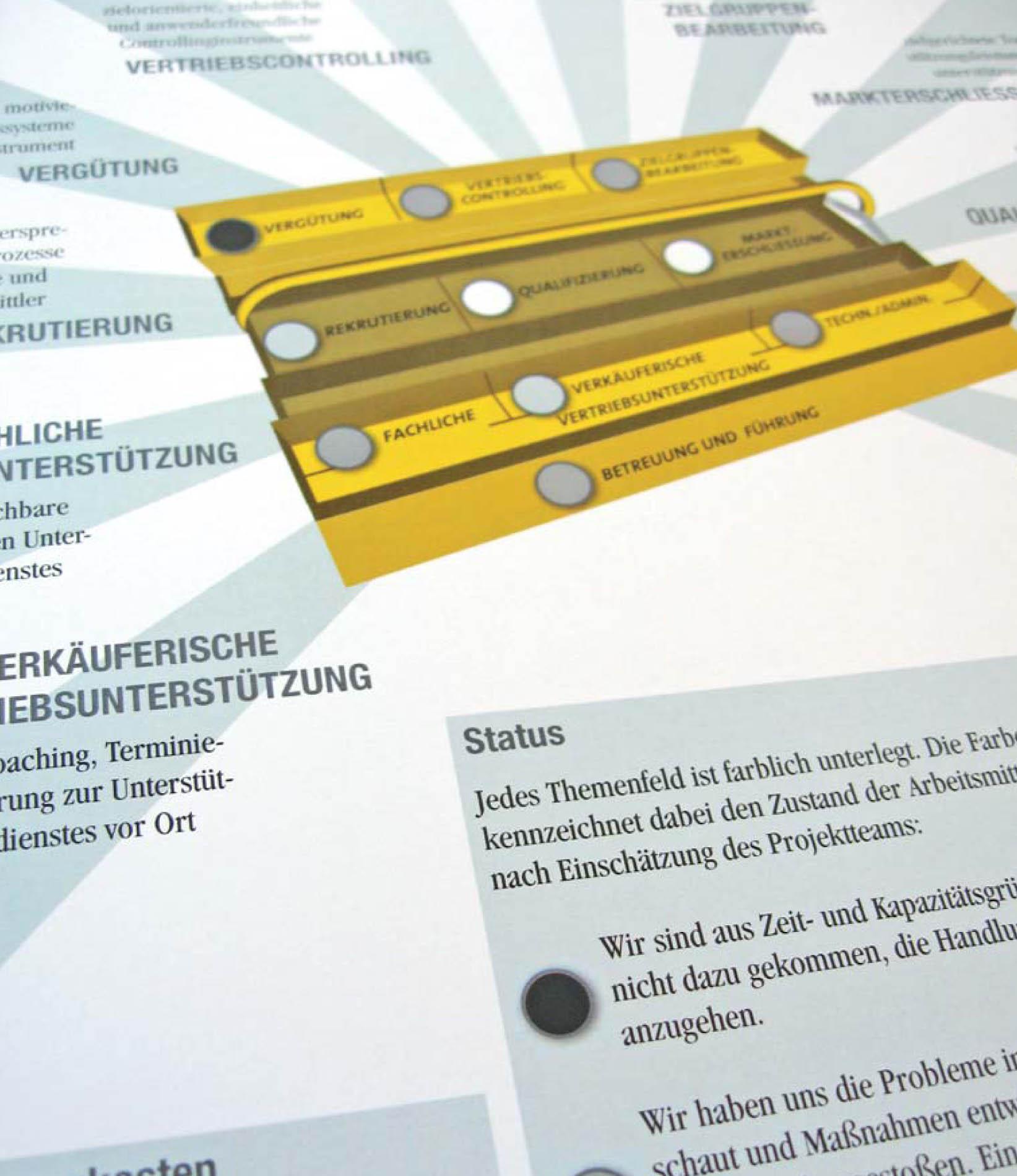 Infotafel für Workshop-Unterlagen
