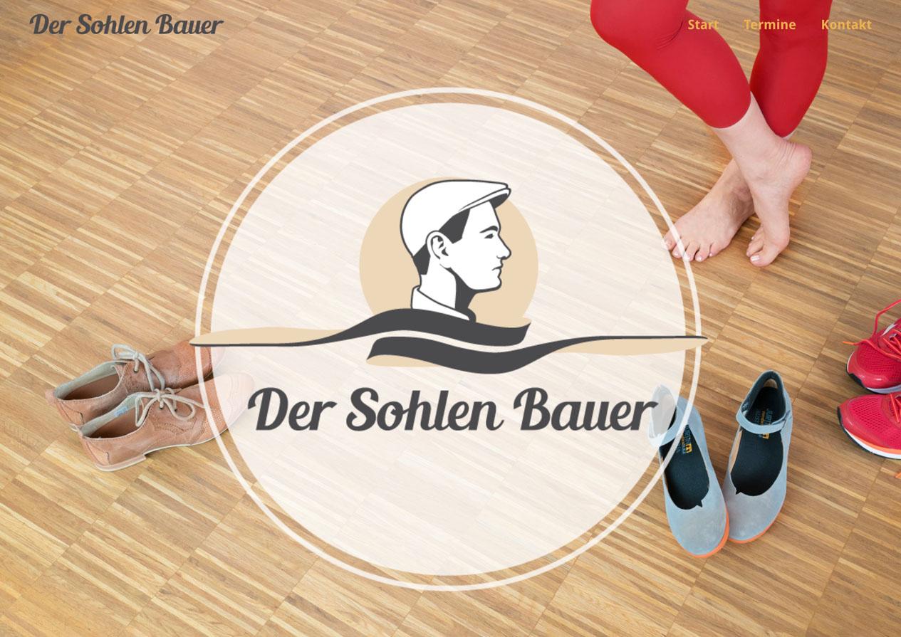 Website Der Sohlen Bauer