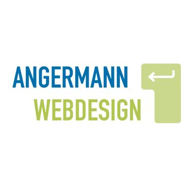 Logo Angermann Webdesign