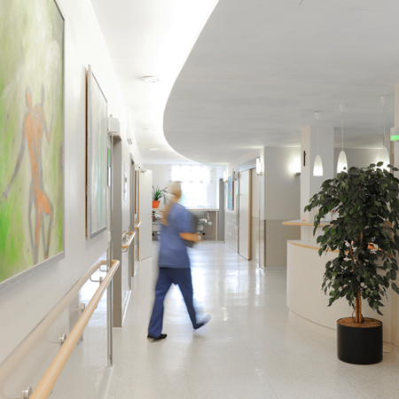 Lebendige Fotos für Ihre Klinik-Informationen