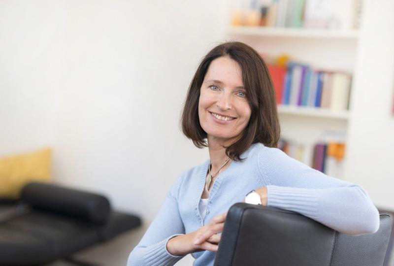 Portrait Psychotherapeutin