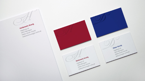Corporate Design Krunig
