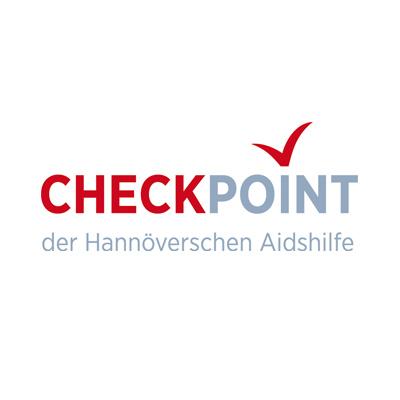 Logo Checkpoint Hannöversche Aidshilfe