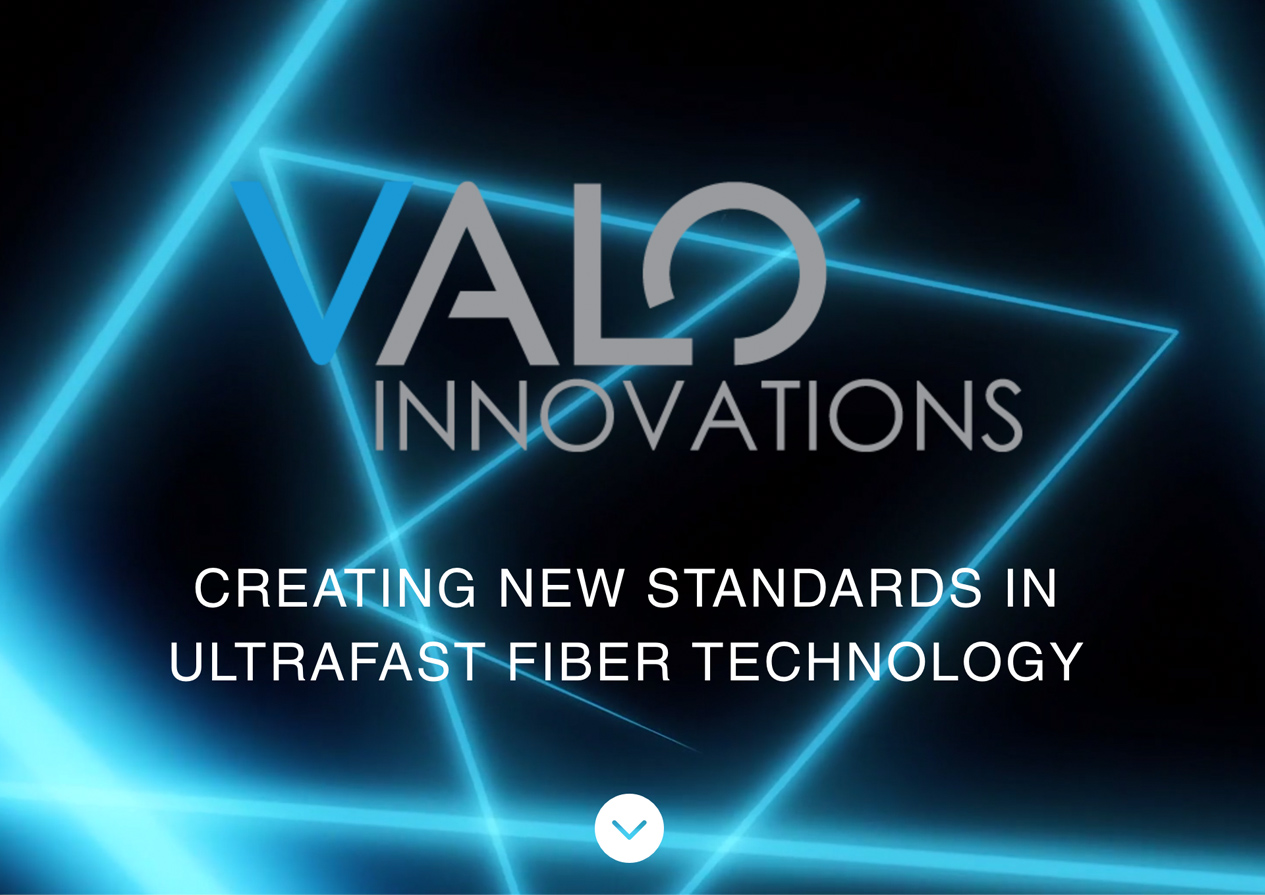 Internetauftritt VALO Innovations